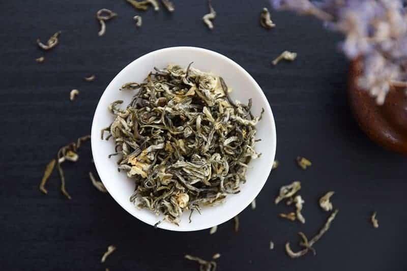 Xu Gong Cha (Bi Tan Piao Xue) - Jasmine Green Tea
