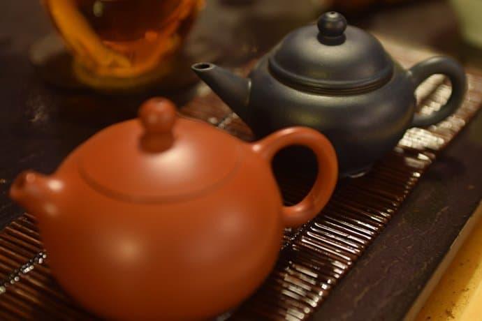 Zi Sha Teapots
