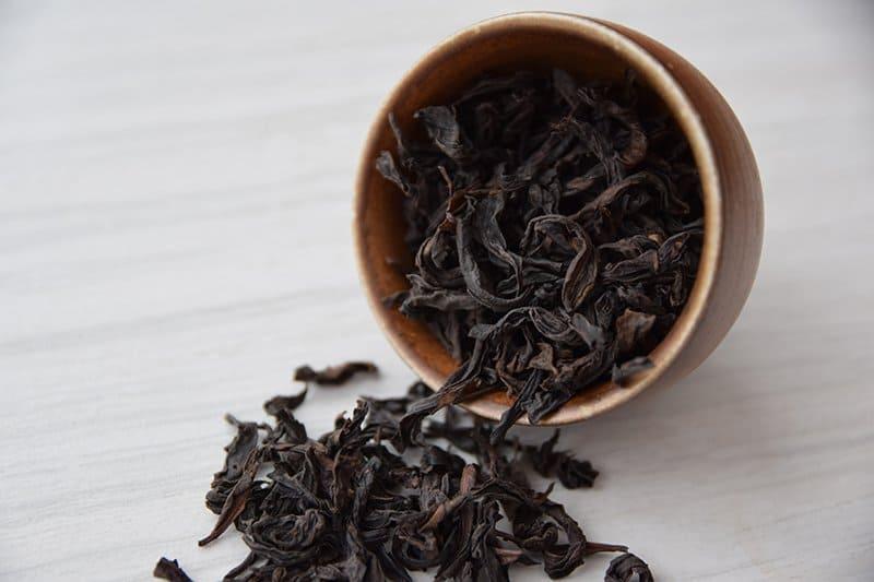 Bei Dou Da Hong Pao Wuyi Yancha Luxury Oolong Rock Tea