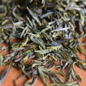 Finished Yellow Tea