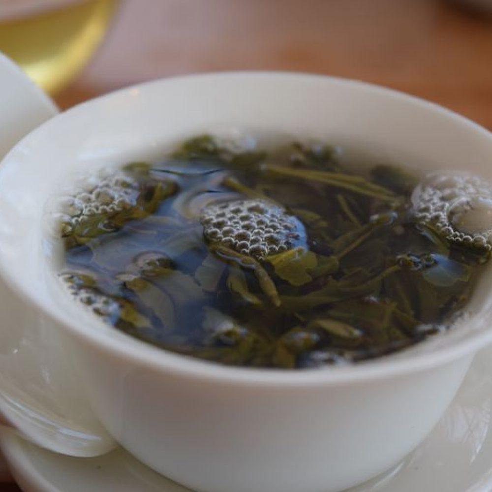 Dian Lü - brewing