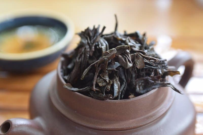 6 Chinese Tea Types Categories