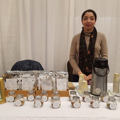 Victoria Road Chai Co at RBG Tea Festival