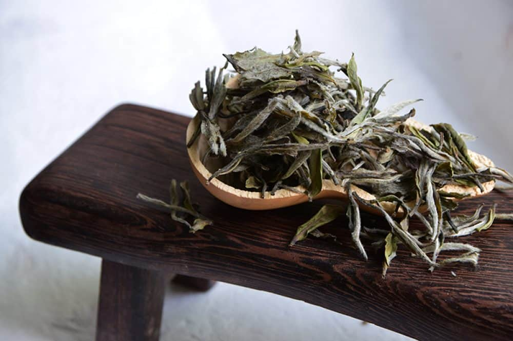 Bai Mu Dan - Top Grade 2014 - aged white tea