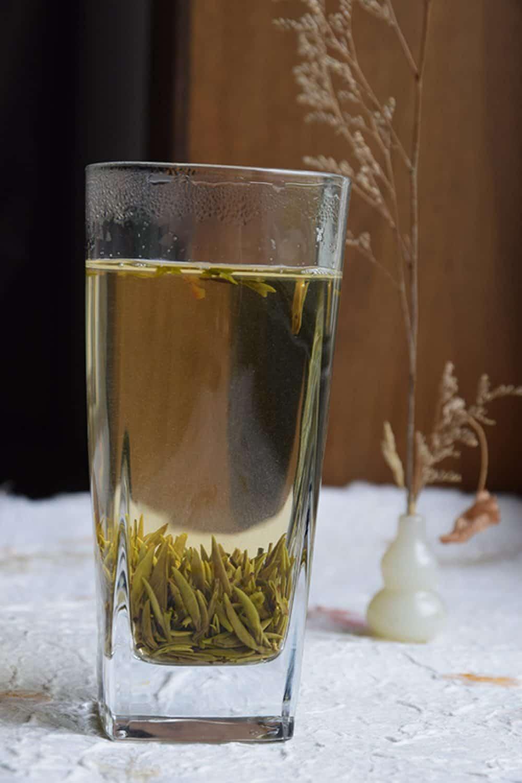 Meng Ding Huang Ya liquor - hand made yellow tea
