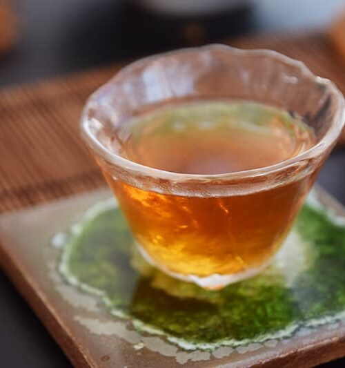 Aged Da Hong Pao 2014 Top Grade liquor