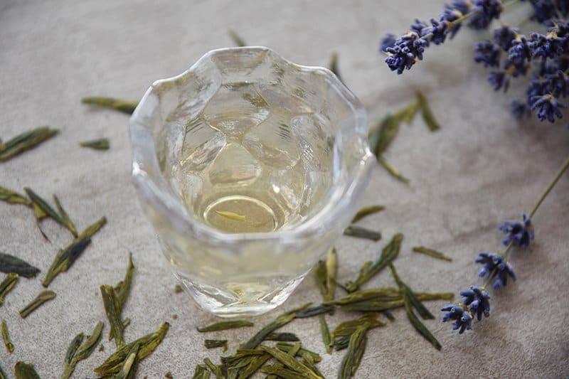 Ming Qian Not Long Jing liquor