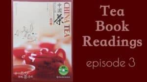 China Tea - Episode 3 - Sunday Tea Book