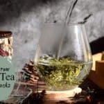 how to brew green tea