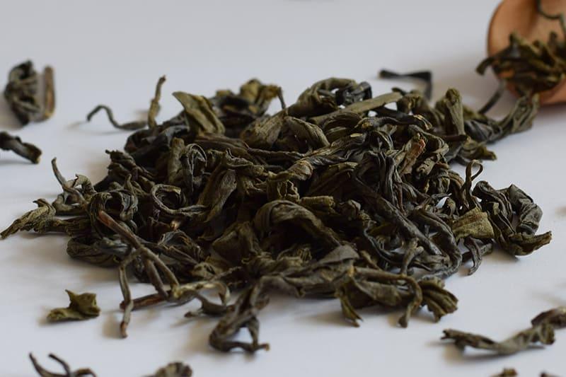 Guizhou Green Tea closeup